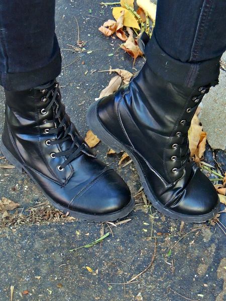 Combat Boots Marshalls